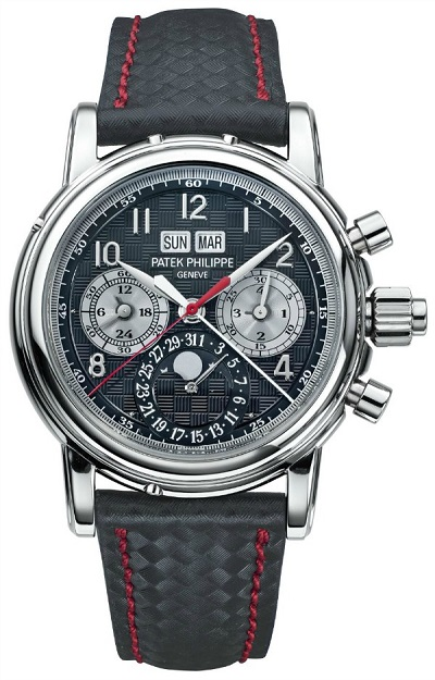 Unique Patek Philippe Titanium Watch Gets Nearly   Million At Auction - Forbes
