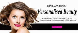 At MyBeautyCompare Beauty is Personalized. It is the World's First Personalized Beauty e-Commerce Platform in the World