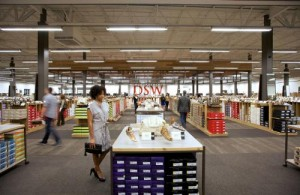 DSW Inc New Hyannis MA Store
