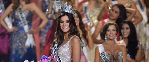 Miss Universe 2014 Winner Is Colombia's Paulina Vega