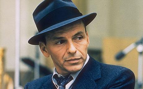 Frank Sinatra *for use with D Unknown piece*