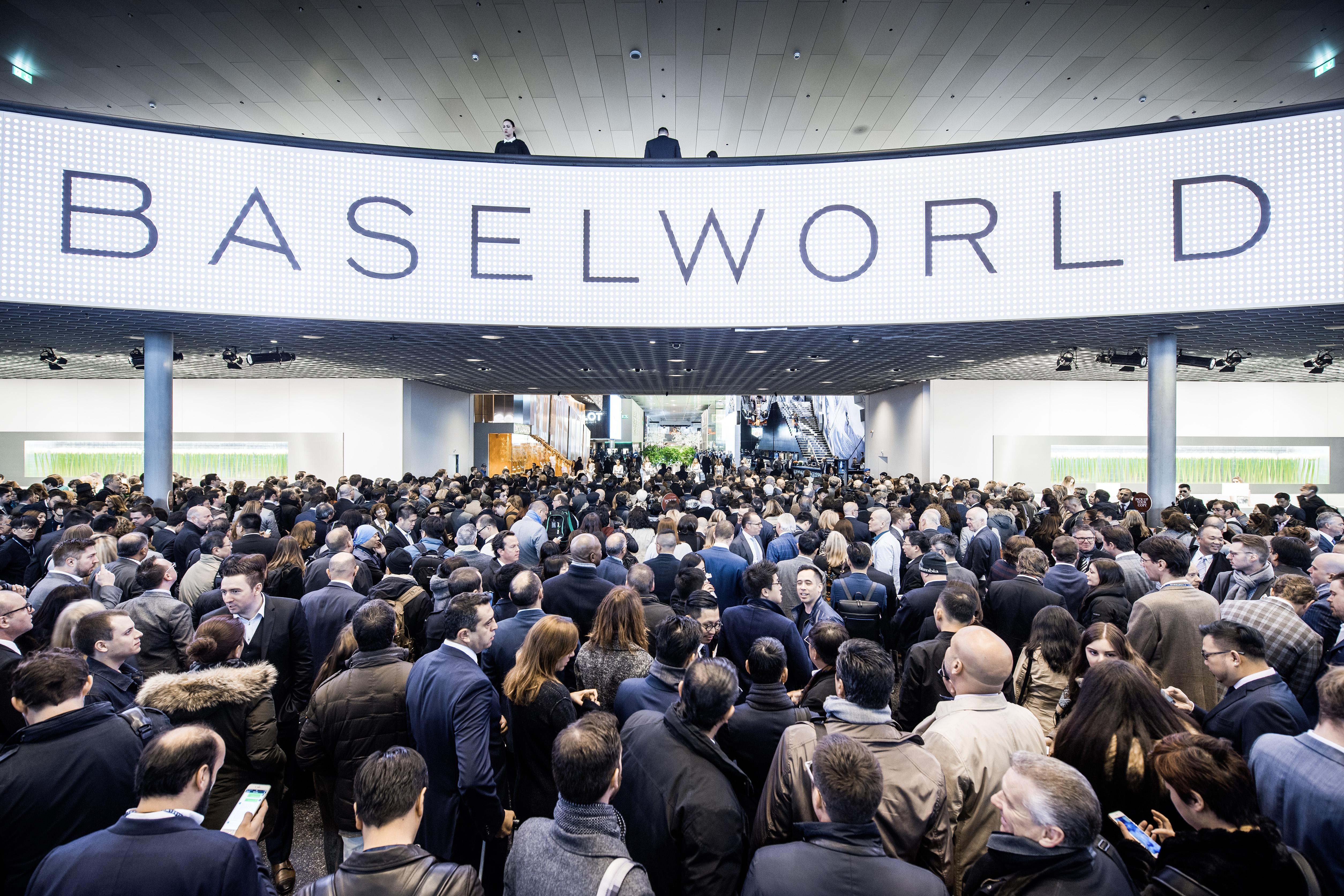 Baselworld 2016