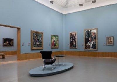 Zaaloverzicht 'De collectie als tijdmachine', foto: Lotte Stekelenburg